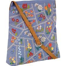 Allotment Floral Tote  I love this Cath Kidston bag :)