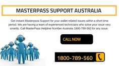 Get instant Masterpass Support for your wallet related issues within a short time period. We are having a team of experienced technicians who solve your issue very smartly. Call MasterPass Helpline Number Australia for any issue. Ppt Presentation, A Team, Period, Australia, Number, Wallet, Handmade Purses, Purses, Diy Wallet