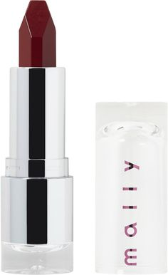Mally Beauty's gel-infused H3 Gel Lipstick is a gel-based lipstick rather than wax-based. It glides on effortlessly, adding hydration and leaving your lips feeling soft and smooth all day long.