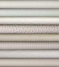 Edelman Leather White hot TEXTURES