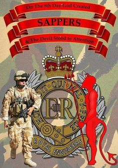 The devil British Armed Forces, British Soldier, British Army, Military Quotes, Military Life, Military Art, Military Engineering, Military Awards, United Nations Security Council