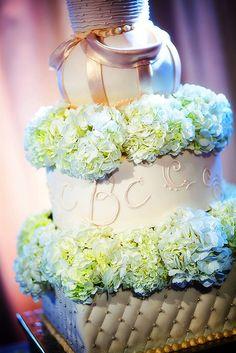 Wedding Cake by Flower Factor, via Flickr