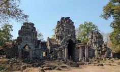 Medieval Cities Found in Cambodia