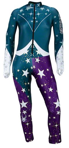 Spyder Womens Performance GS Race Suit: Harbour: Item 2217 @ ARTECHSKI.com: