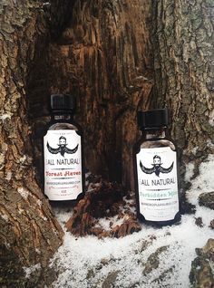 Win a Bearded Pleasures Beard Oil Bundle