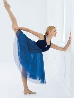 Moon River - Style 023 | Revolution Dancewear Contemporary/Lyrical Dance Recital Costume