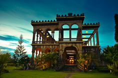 Sunshine & Night Lights: Bacolod, Talisay, Murcia & Silay: The Negros Occidental Adventure