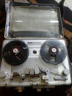 Nagra IV-SJ - Reel-to-Reel Stereo Tape Recorder
