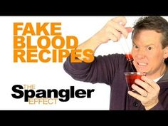 The Spangler Effect - Fake Blood Recipes Season 01 Episodes 40 - 41