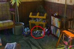 website has a list of hidden disney characters in disney movies!  i never realized!