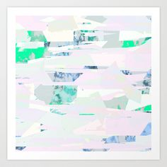 I'm Ice Cold Art Print by Lynsey Ledray - $13.00