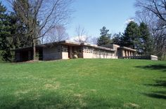 Gerald B. Tonken's Residence. Front and side facade