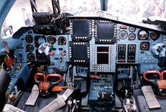 SU-34 cockpit