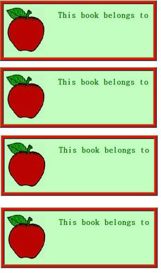 Back to school free printable labels, Free kids labels, free printable book labels, Welcome back to school binder labels Back To School Night, Welcome Back To School, Back To School Hacks, Back To School Activities, Going Back To School, School Ideas, Labels Free, Kids Labels, Printable Labels
