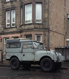 Series 1. In Edinburgh