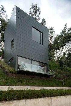 Modscape, Northcote Home, Australia, Alucobond Aluminum Composite ...
