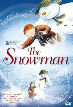 The Snowman,first a book, then on DVD. Brought to us by Raymond Briggs,Christmas wouldn't be the same without this fantastic sound track. My son was obsessed with this when he was little, I think I know it off by heart! Best Holiday Movies, Christmas Movies, Christmas Fun, Holiday Fun, Christmas Trimmings, Irish Christmas, Christmas Fashion, Christmas Morning, Vintage Christmas