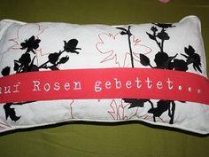 Mein Traumkissen von www.geschenkidee.de