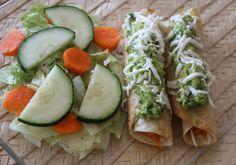 Tacos de zanahoria   Fácil de digerir