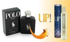 UP! 21 Polo Black MASCULINO - PERFUMES & CIA UP A PARTIR DE R$ 75,00 Frete Grati