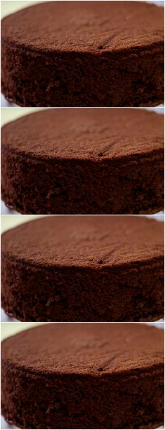 CHOCOLATE Sponge Cake, the most delicious and delicious in the world … – Pastry World Milk Chocolate Ganache, Chocolate Sponge Cake, Chocolate Cheesecake, Chocolate Chocolate, Cinnamon Cream Cheese Frosting, Cinnamon Cream Cheeses, Coconut Milk Smoothie, Homemade Frappuccino, Snacks