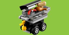 FREE LEGO Grill Mini Model Build at Lego Stores on http://www.icravefreestuff.com/