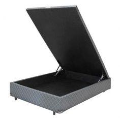 Compre Base Cama Box e pague em até 12x sem juros. Na Mobly a sua compra é rápida e segura. Confira!