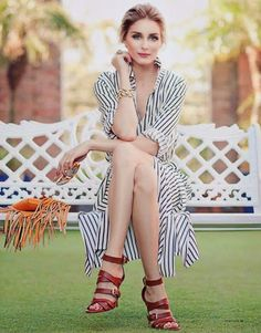 The Olivia Palermo Lookbook : Olivia Palermo For High Class Magazine