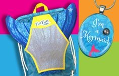 mermaid accessories