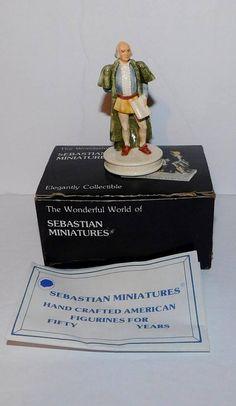 Sebastian Miniature SML-523 William Shakespeare for