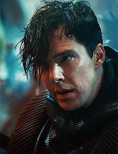 my gifs ugh Benedict Cumberbatch star trek khan star trek into darkness John Harrison Hair Appreciation khan noonien singh khan is like a sex god