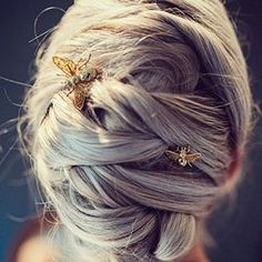 Bill Skinner (@billskinner_studio) • Instagram photos and videos Queen Bees, Bridesmaid Jewelry, How Beautiful, Bridal Hair, Bobby Pins, Hair Accessories, Dreadlocks, Take That, In This Moment