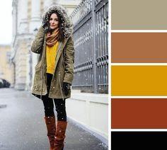 Как собрать весенний образ из зимней одежды | Guri-info | Яндекс Дзен