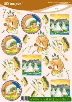 Nieuw bij Knutselparade: 6848 Voorbeeldkaarten knipvel indianen 2239 https://knutselparade.nl/nl/mannen/6980-6848-voorbeeldkaarten-knipvel-indianen-2239.html   Knipvellen, Mannen -