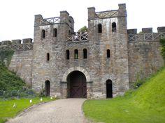 Cardif Castle, Wales