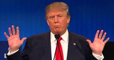 Trump Sets Debate Stage For Lying With Plea For No Fact-Checking