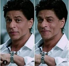 That expression of Shah