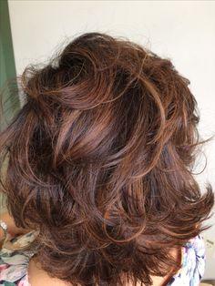 Medium Layered Hair, Short Hair With Layers, Mom Hairstyles, Pretty Hairstyles, Bob Haircut For Fine Hair, Medium Hair Styles For Women, Costume Noir, Rides Front, Hair Images