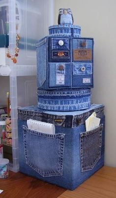 Ideas from/with jeans by jerri