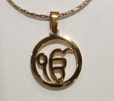 Hey, I found this really awesome Etsy listing at https://www.etsy.com/listing/203685227/ik-onkar-sikh-necklace-one-god
