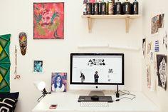 Tour Style Blogger Annie Choi's Brooklyn Apartment