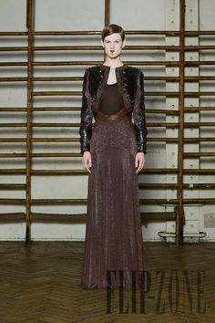 c6f02ab29dfd Givenchy Spring-summer 2012 - Couture - http   www.flip-