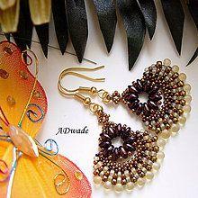 Earrings - Beaded Earrings Alexandra - 5697469_