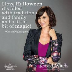 Hallmark Good Witch, The Good Witch Series, Witch Quotes, Book Quotes, Catherine Bell, Tv Show Casting, Movie Night Party, Thing 1, Hallmark Channel
