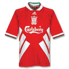 93-95 Liverpool Home Shirt