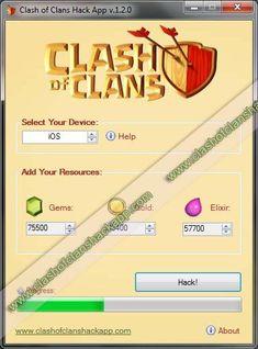 clash of clans (mod unlimited money) 7.65.5 apk