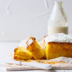 Taste Mag | Coconut-and-buttermilk loaf @ https://taste.co.za/recipes/coconut-and-buttermilk-loaf/