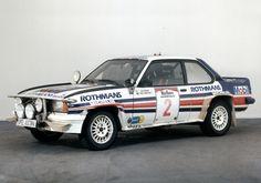 1982 - Walter Röhrl (Opel Ascona 400)