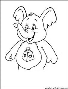 Free Printable Care Bear Coloring Pages For Kids Care bears Bears