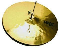 Sabian 13 Inch HHX Groove Hats by Sabian. $395.44. Hot, simmering darkness is the sound of HHX. With its 'Tone Projection' design, this 'Modern Dark' cymbal shoots its tone through the music around it. Darker, dryer, dirtier, funkier... only HHX delivers darkness with such efficiency.. Save 38% Off!